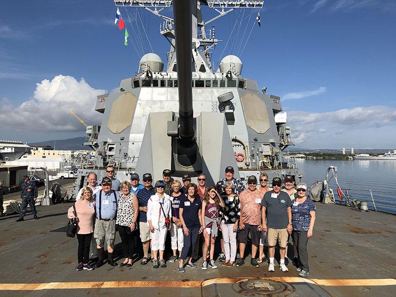 USS Chaffe DDG-90